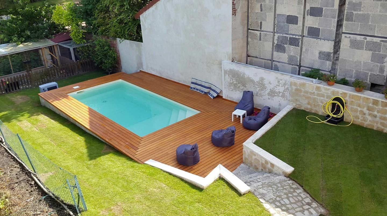 Terrasse En Bois Oise terrasse bois compiègne. tour de piscine en bois oise : debesse